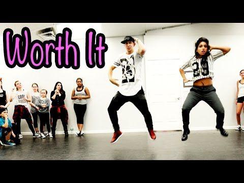 WORTH IT - Fifth Harmony ft Kid Ink Dance | @MattSteffanina Choreography (Beg/Int Class) - YouTube