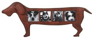 Champ Dog Wall Frame