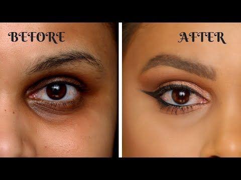 How To Cover Dark Circles And Pigmentation Indian Tan Skin Youtube Covering Dark Circles Dark Circles Makeup Dark Circles Under Eyes