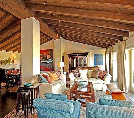 Inside Ben Affleck and Jennifer Garner's home: ranch in ...