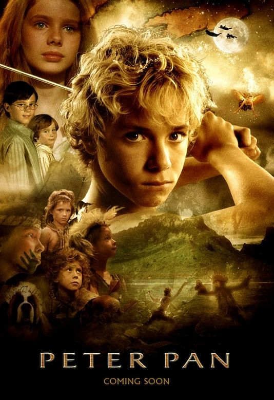 Jeremy Sumpter (2003) Peter Pan