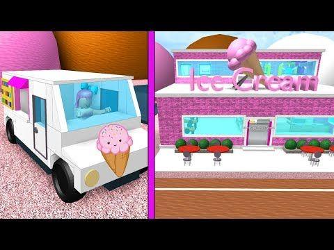 Roblox Starting A 1 000 000 Dollar Ice Cream Shop Youtube