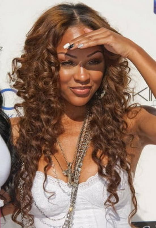 Fantastic Long Curly Weave Curly Weave Hairstyles And Curly Weaves On Pinterest Hairstyle Inspiration Daily Dogsangcom