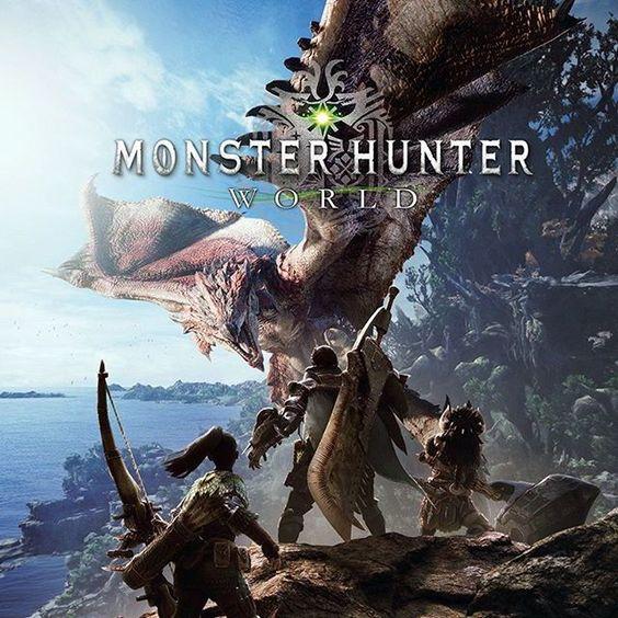 Monster Hunter World Www Gamemurah Com Jual Game Pc Bajakan Bandung Harga Rp 6000 Per Dvd Bukan P Monster Hunter World Monster Hunter Monster Hunter Movie
