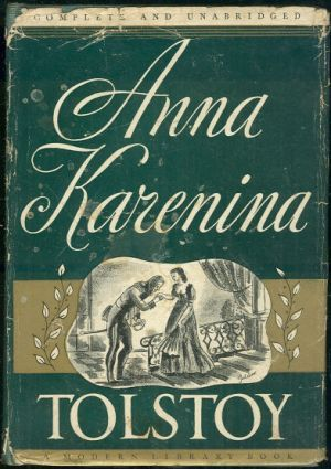 Anna Karenina by Leo Tolstoy -Let me preface this by saying that this book drove me mad! I hate the character of Anna, but this is written so lovely with many other fascinating characters, it's worth it. The movie---> blehhh! But it's a different animal.: