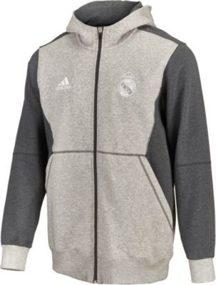 Adidas Real Madrid Full Zip Fleece Hoodie Soccerpro Pinterest Zipper