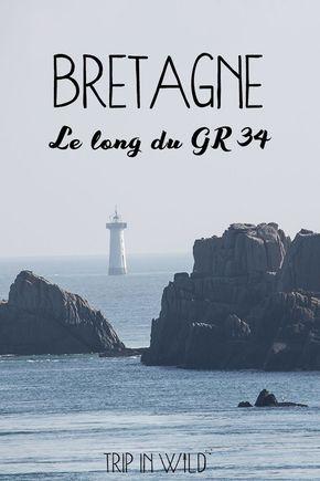 Bretagne Randonnee Le Long Du Gr34 Vacances Bretagne Bretagne