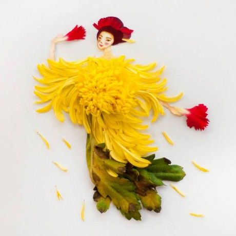 Miss Japanese- Flower dresses by Love Limzy: