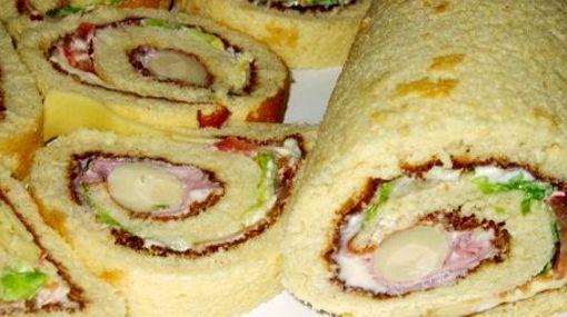 ROLLO DE PAPA - Potato roll