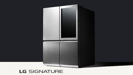 LG Signature Akıllı Buzdolabı