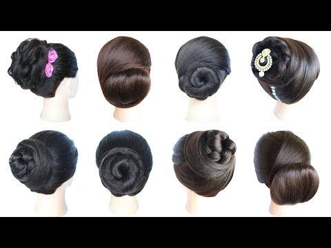 8 Easy And Simple Juda Hairstyles For Everyday Cute Hairstyles Hairstyles For Girls Hairstyl Cute Simple Hairstyles Simple Wedding Hairstyles Hair Styles
