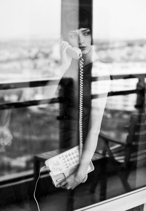 Ha valaki beszélni szeretne veled, keresni fog
