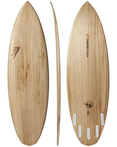 FIREWIRE SPITFIRE SURFBOARD - TIMBER TEK