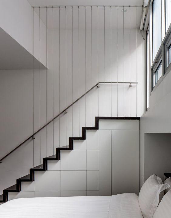 escaleras stairs storage stairs escaleras diseo interior bonitas boda picarol barandillas deposito escaleras de la casa de escaleras