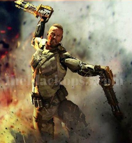 Ruin weapon Gravity Spikes BOIII
