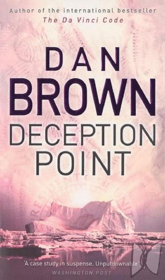 The first book I read by Dan Brown.  It was a typical action/suspense book to me, but I genuinely enjoyed it.