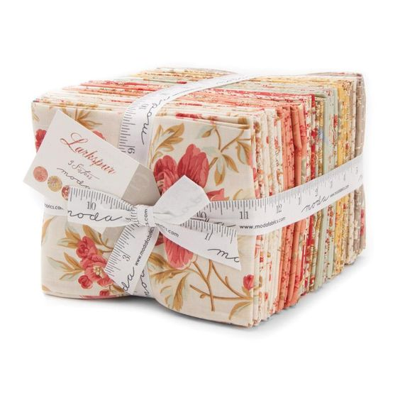 Larkspur Fat Quarter Bundle 40 skus
