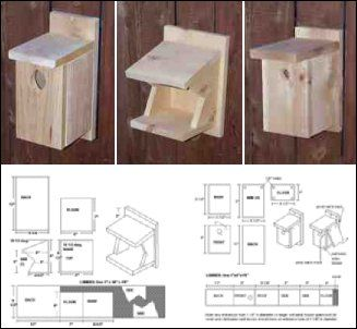 Make your own Barn Swallow house | DIY | Pinterest | House ...