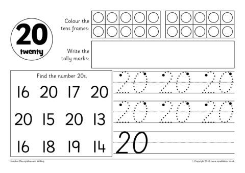 Number Recognition And Writing Worksheets Sb12354 Sparklebox Writing Worksheets Teaching Resources Primary Printable Teaching Resources