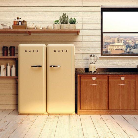 Smeg SMEG FAB28 Standkühlschrank | AmbienteDirect
