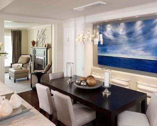 25 Elegant Dining Table Centerpiece Ideas | Dining Room Table Centerpieces,  Contemporary Dining Rooms And Dining Room Table
