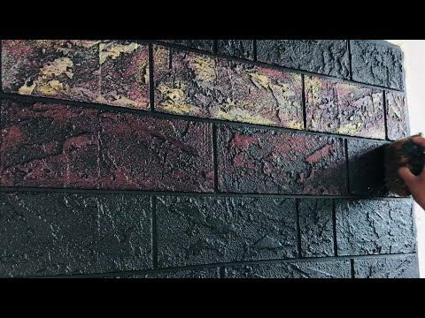 Different New Texture Design In Apex Createx Asian Paints Youtube Wall Texture Design Painting Textured Walls Texture Design