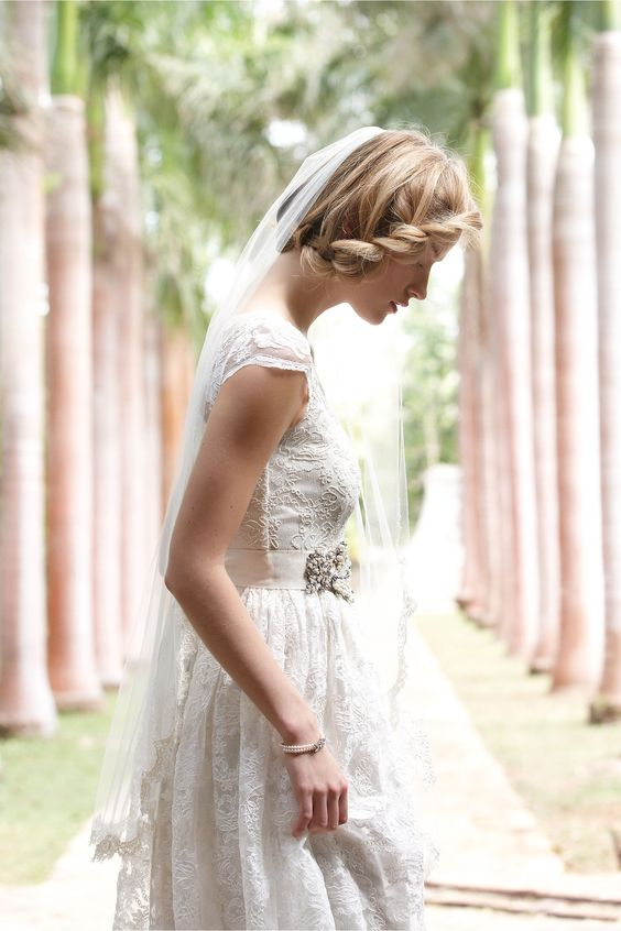 Wedding Dresses | Vintage Inspired Wedding Dresses | BHLDN