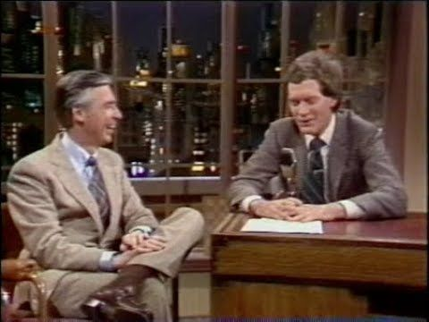 Watch Mister Rogers Wonderful Sense Of Humor We Stumbled Upon This Old Clip Of Fred Rogers Appearance On Fred Rogers Mr Rogers Mister Rogers Neighborhood