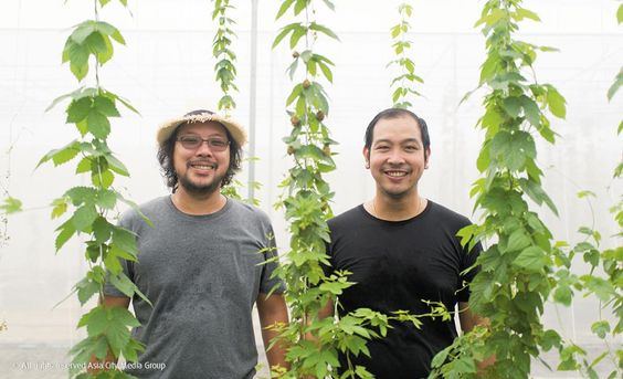 Meet the brewer brothers behind Thailand's first ever hops farm https://t.co/5FuBLyEiYP https://t.co/ENPdSl764j