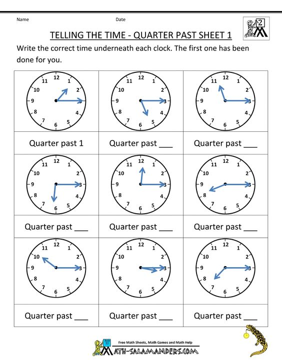 Time Worksheets time worksheets quarter past : Pinterest • The world's catalog of ideas