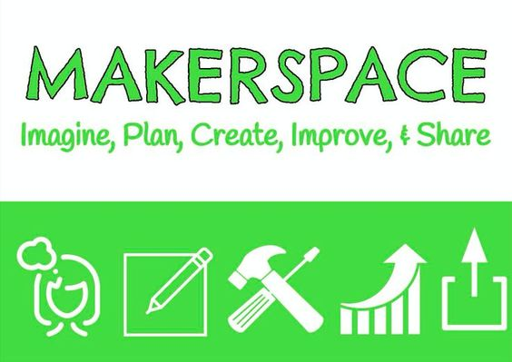 A Maker Space is a designated area of the classroom or common space that is reserved for creative exploration, engineering, building, investigation, prototyping, and inventing
