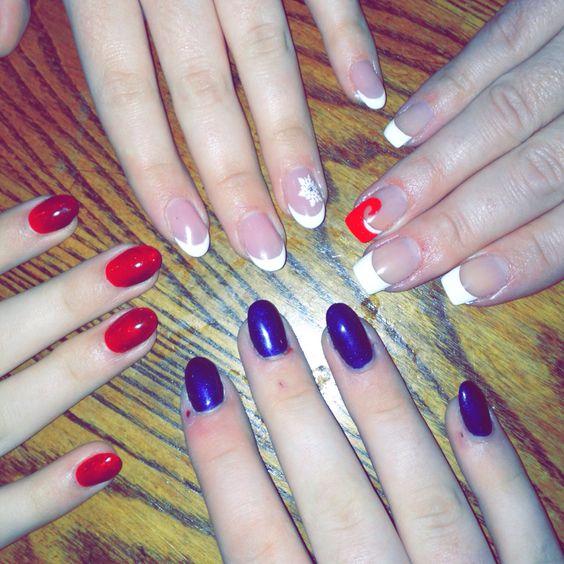 Family's nails