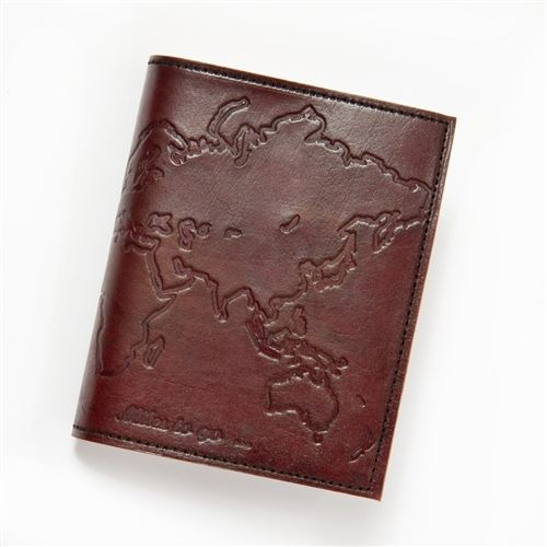 Cruelty-free Leather Handcrafted Travel Journal - Sitara Collections