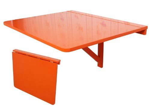 Table murale rabattable table de cuisine pliante id ale for Table exterieur rabattable