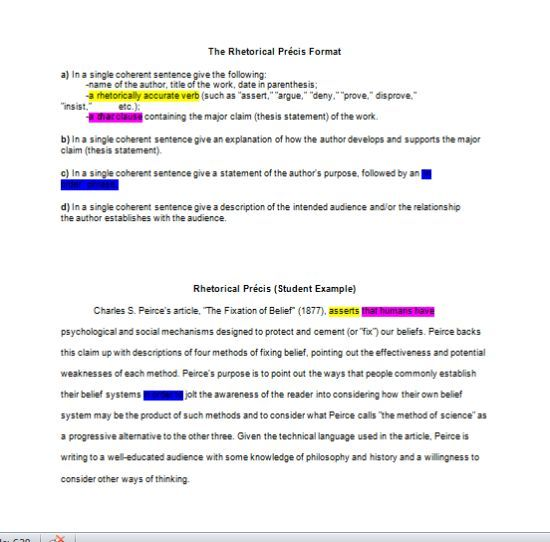 Rhetorical Preci Template 20 Available For Free Download In Pdf And Word Document Sumo Rhetoric Thesi Statement Difference Between Paraphrase
