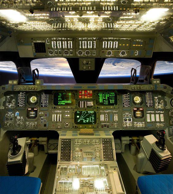 space shuttle challenger cockpit audio - photo #10