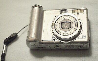 Canon Powershot A95 Canon Pc 1099 5mp Digital Camera W Digital Camera Digital Camera