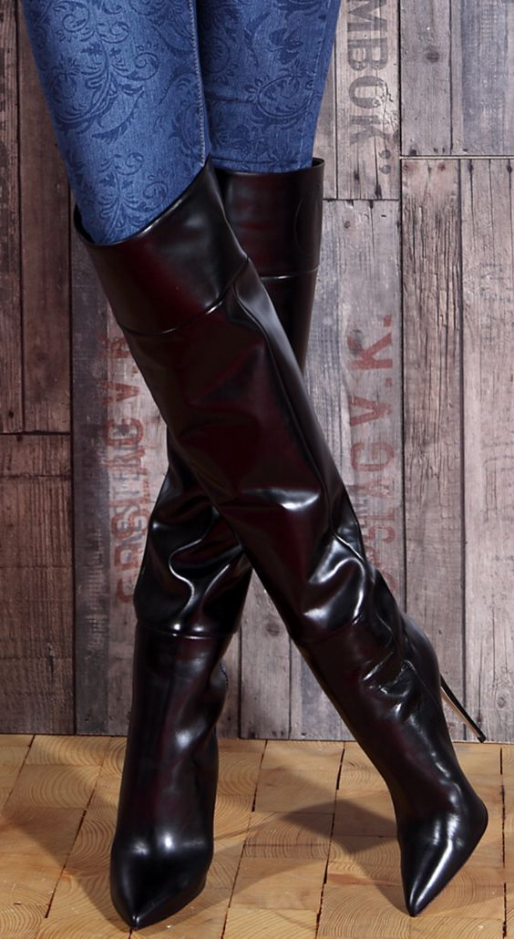 Surprisingly Cute High Knee Boots