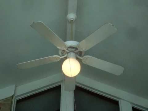 Rare Gear Driven Ceiling Fan Youtube Ceiling Fan Ceiling Fan