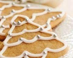 Biscuits de Noël cannelle et gingembre