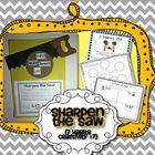 """This """"Sharpen the Saw"""" Craftivity is meant to be used with the book """"The 7 Habits of Happy Kids"""" by Sean Covey to help students learn how to Sharp...: 7Habits, Leader In Me, Help Students, 7 Habits Of Happy Kids, Habit7 Sharpen, Habits Sharpen, Habits Leader, Habit 7 Sharpen The Saw, Habits Wonders"""