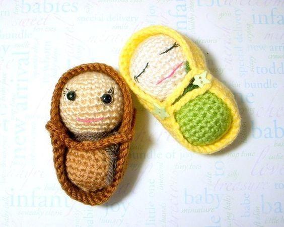 $3.50 Baby Crochet Tutorial & Pattern