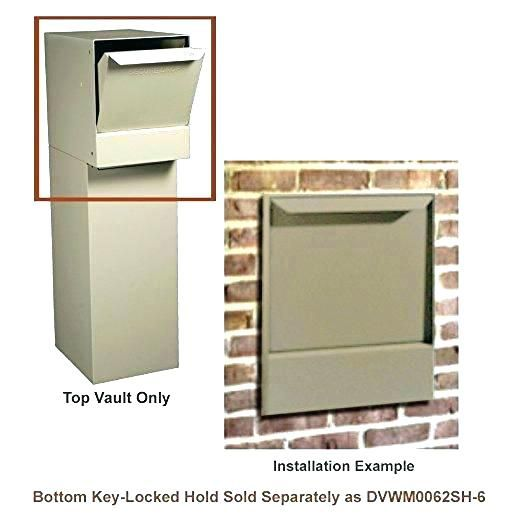 Image Result For Lockable Residential Mailbox Free Standing Locked Storage Storage Compartments Stud Walls