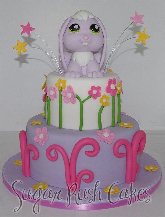Littlest Pet Shop Cake