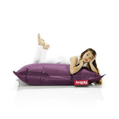 Beanbags Bean Bag Chair Color: Dark Purple - http://delanico.com/bean-bag-chairs/beanbags-bean-bag-chair-color-dark-purple-589224237/