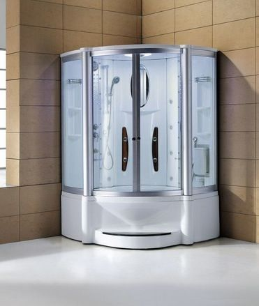 Steam Shower & Jetted Tub Combo Dream Home Pinterest