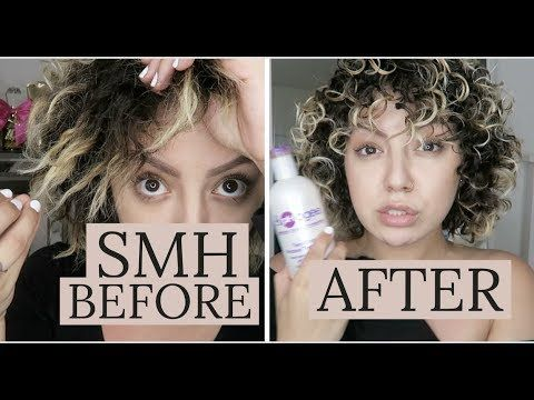 Pin By Rachel Awadallah On Hair Protein Treatment Hair Treatment Curly Hair Styles