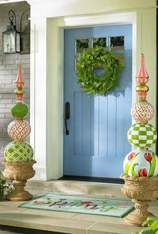 34 Easter and Spring Decorations (26)