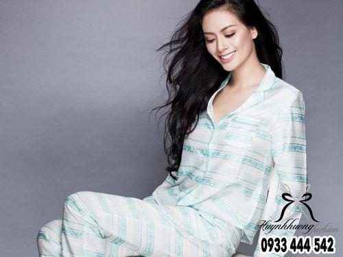 Shop may đồ bộ mặc nhà lady quý phái | Huỳnh Hương Shop