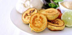 Schnelle und leichte Falafel-Bratlinge glutenfrei & vegan / easy Falafel-patties gluten free & vegan